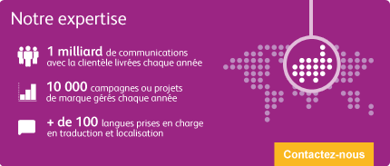 Expertise en communication et en marketing