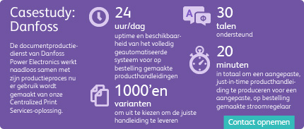 Centralised Print Services - Onze referenties