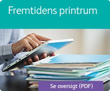 Centraliseret printekspertise