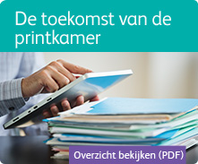 Expertise van Centralised Print Services